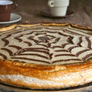 CHEESECAKE LIGTH AU FROMAGE BLANC ET PRALINOISE